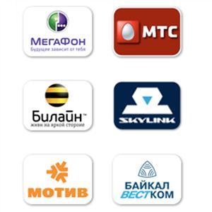 Операторы сотовой связи Углича