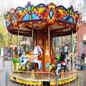 Парки культуры и отдыха Углича