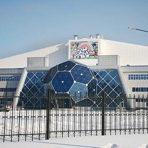 Спортивные комплексы Углича